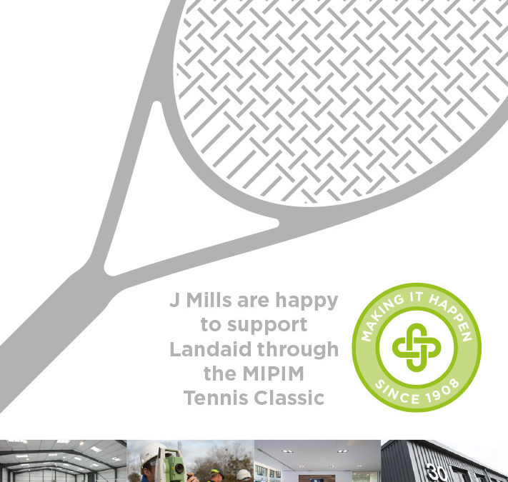 J Mills are happy to support Landaid