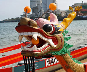 Chester Dragon Boat Festival