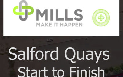 Salford Quays Start to Finish